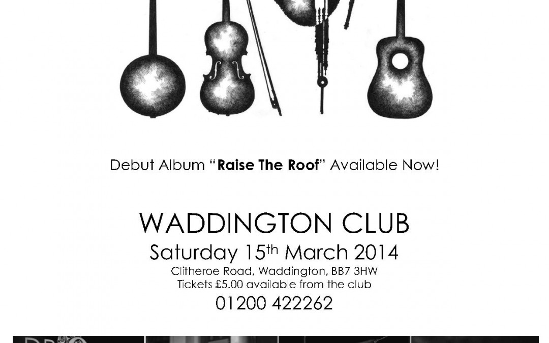 St. Patrick's Concert: Waddington Club